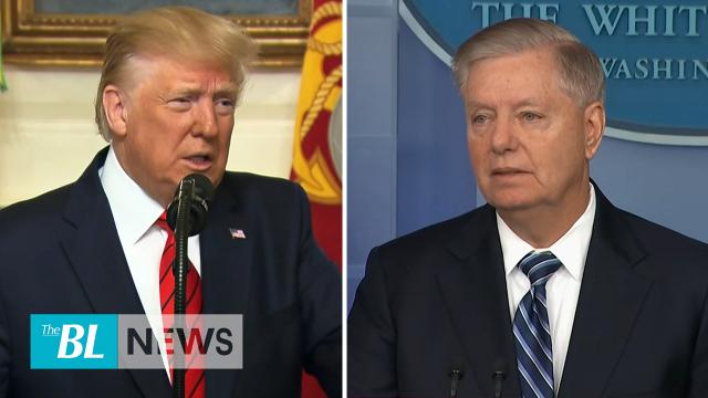 Trump says Baghdadi died like a dog – Graham calls ISIS religious Nazis