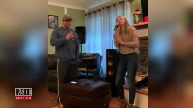 Teen daughter and dad sing 'Shallow' duet from 'A Star Is Born' and take social media by storm