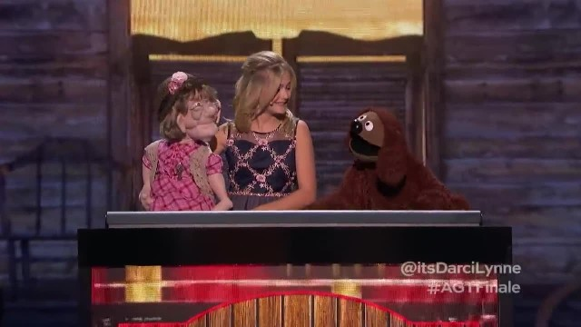 "Darci Lynne's ""Old Lady"" Puppet Has Everyone Cracking Up On America's Got Talent: The Champions"