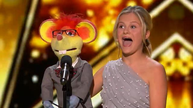 Darci Lynne astonished 'AGT' judges with her staggering ventriloquism in latest performance
