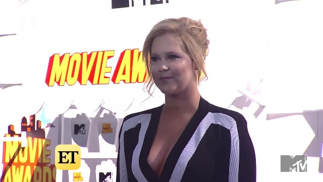 Amy Schumer is already getting mommy-shamed for going back to work two weeks after giving birth