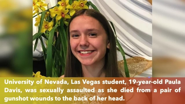 UNLV student, 19, killed by former boyfriend was sexually assaulted as she died