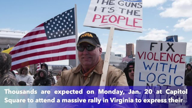 Virginia governor starts labeling veterans 'domestic terror threat' ahead of Virginia's gun rights r