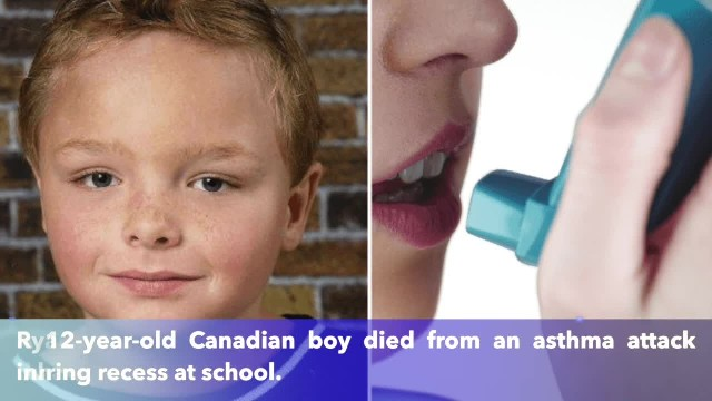 12-year-old boy dies from asthma attack after school take away his asthma inhaler and lock it up