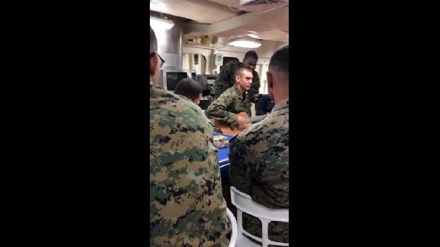 Marine Sings Emotional Cover Of Randy Travis Classic, And It's Giving Everyone Goosebumps