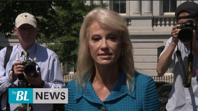Media Demand Kellyanne Conway explain Trump tweets
