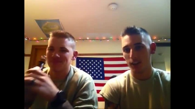 "Soldiers' Heartfelt Cover Of ""Three Wooden Crosses"" Will Bring You To Tears"