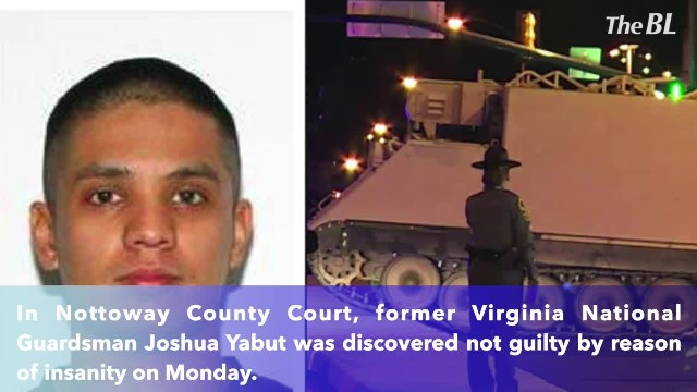 Soldier driving a military vehicle to downtown Richmond was found not guilty