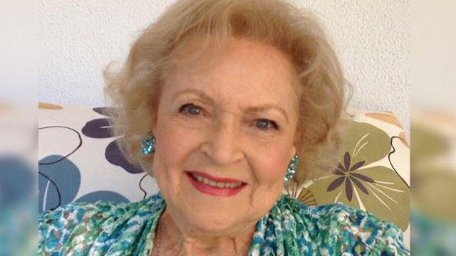 Betty White turns 98 this week, and she credits optimism for lifetime of happiness