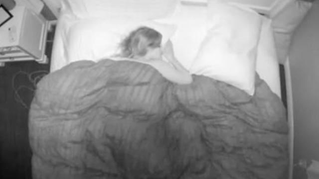 This mom didn't understand why she was always exhausted - Until a hidden camera explained everything