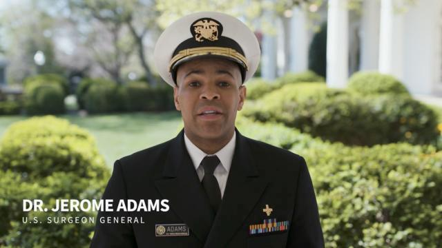 Surgeon General PSA - Groups