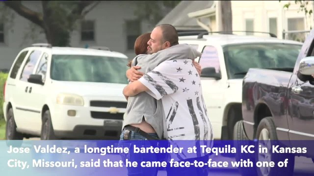Tequila KC's bartender came face-to-face with suspected shooter before 9 people shot