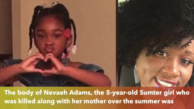 Body of 5-year-old Nevaeh Adams found in South Carolina landfill after over 2 months of searching