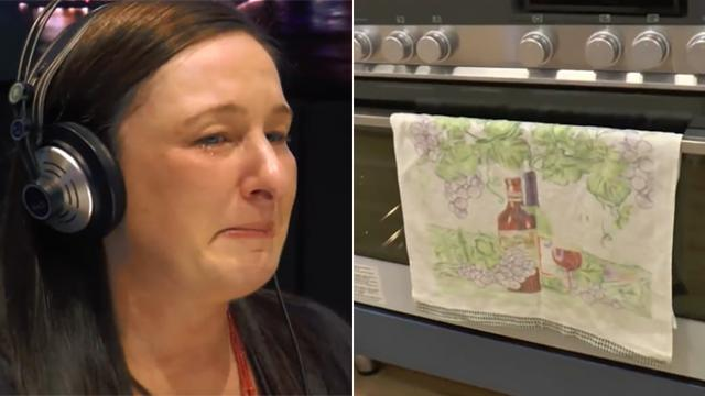 Pregnant mom abandoned by husband at 36 weeks – opens oven door and sees $10,000 wad of cash