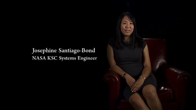 Josephine Santiago-Bond, NASA Systems Engineer