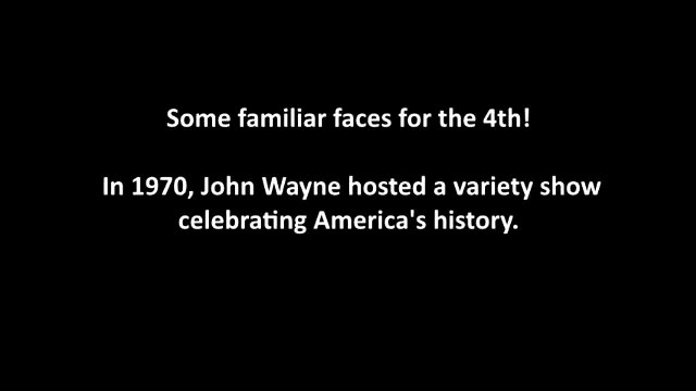 In 1970, John Wayne Said THIS About America. 47 Years Later, His Words Sound More CHILLING Than Ever