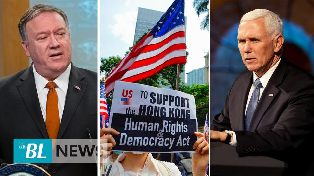 Pompeo on China's treatment of Uighurs, Hong Kong elections