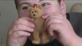 Boy With Autism Calls 911 Over Missing Teddy Bear But Hangs Up. Cop Shows Up At His Door Anyway