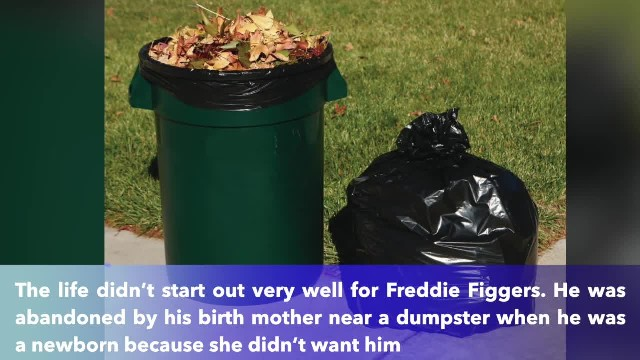 Newborn abandoned near dumpster is now CEO of company valued at over $62 million