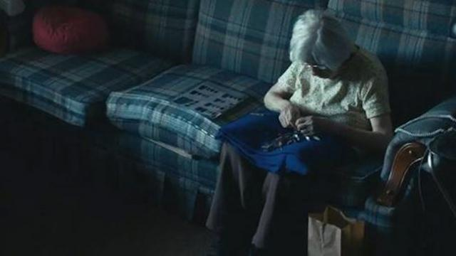 They put a camera in this 98-year-old grandma's home and it captured pure heartbreak