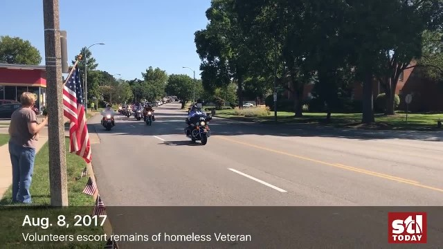 Homeless Vet With No Friends Or Family Passes, But Wait Till You See Who Shows Up To Say Goodbye