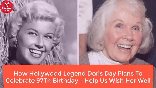 9 Stunning Photos Of Doris Day Through The Years Prove She Hasn't Changed At All