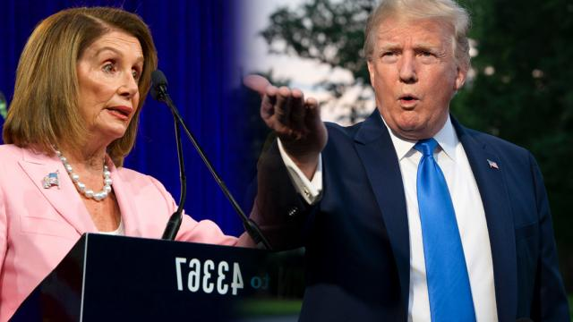 Nancy Pelosi is grossly incompetent - All she wants to do is focus on impeachment