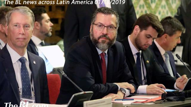 The BL news-across Latin America-01-18-2019