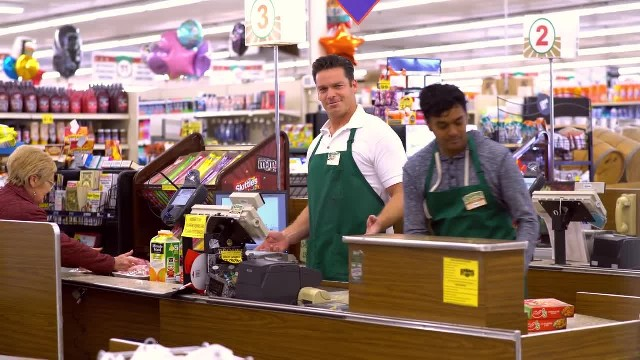 Customers Watch Man In White Pay For Their Groceries Only Then Cashier Hits Them With 'Truth'