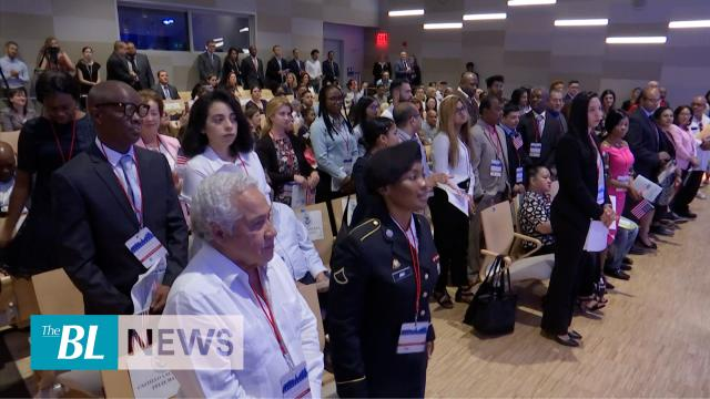 Over 50 individuals granted US citizenship in New York
