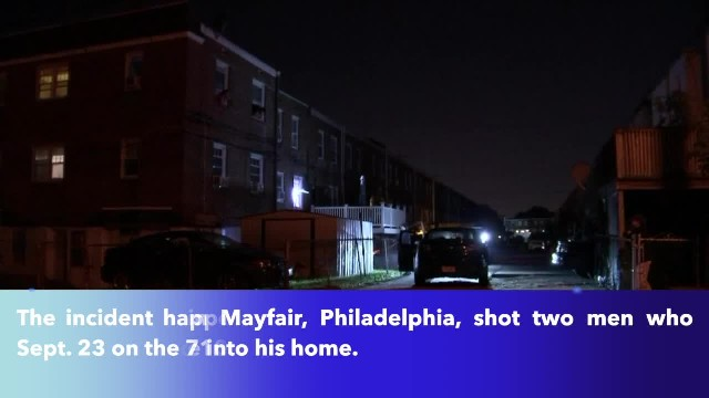 Philadelphia homeowner shoots home invasion suspects, 1 dead, another critically injured
