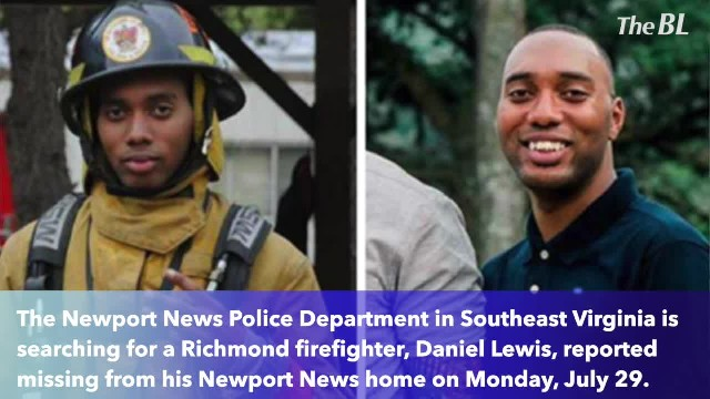 Newport News Police searching for missing Virginia firefighter