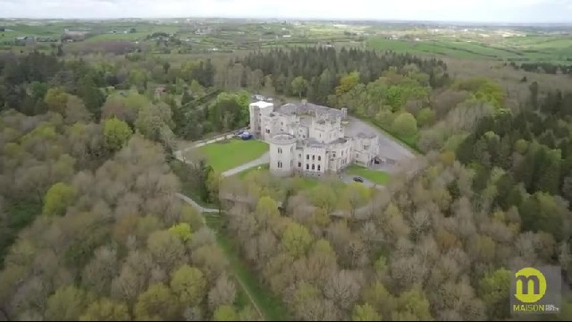 'Game Of Thrones' Riverrun Castle For Sale In Northern Ireland