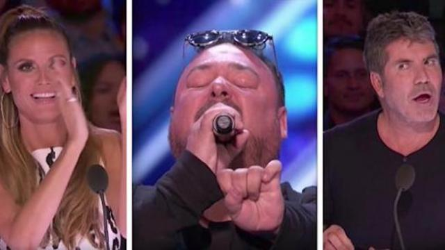 Taxi driver delivers stunning opera performance on 'America's Got Talent'