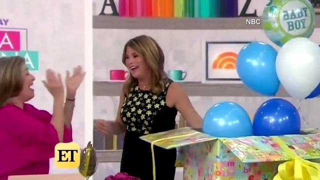 Jenna Bush Hager announces she's expecting third child, and reveals baby's sex on the 'Today' show