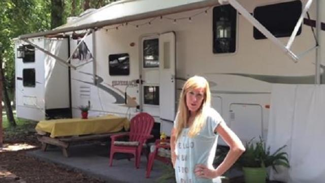 Mom says family of 6 was living inside this RV, then I saw the inside & was blown away