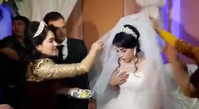 Slap on wedding