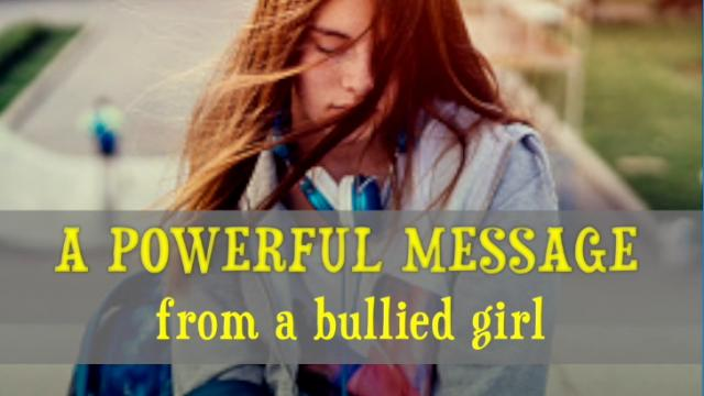 The Stunning Transformation of a Bullied Girl