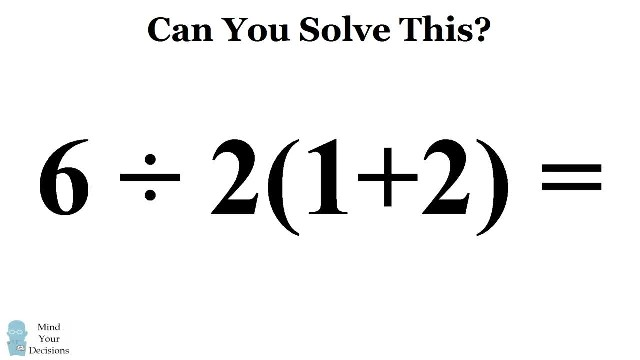 'Simple' math problem is driving the Internet crazy: Can you figure it out?