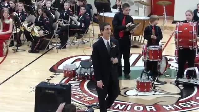 Star Spangled Banner Cymbal Fail