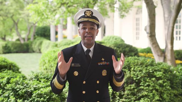 Surgeon General: Keep it up