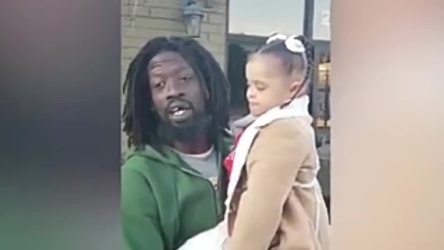 Duet Of Homeless Man and Girl With Down Syndrome Goes Viral
