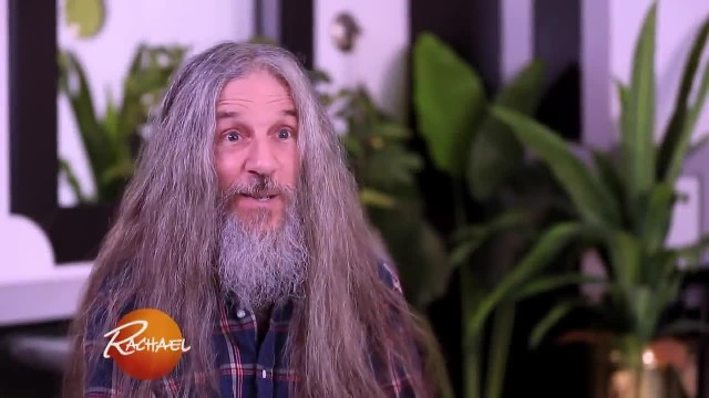 "Long haired man fed up being ""creepy old guy"" undergoes makeover & can't even recognize himself"