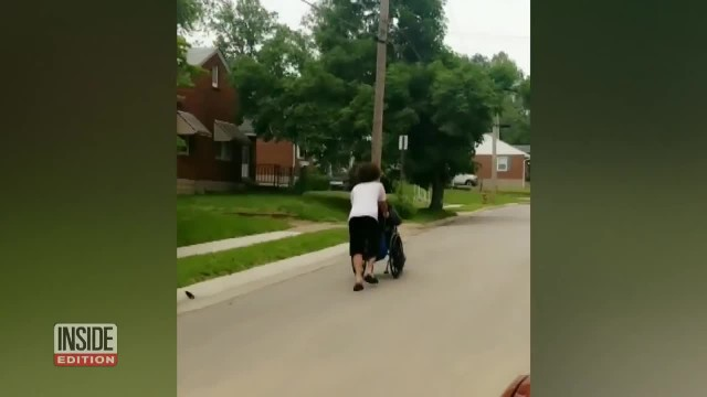 Hero teen pushed man in wheelchair to safety as tornado sirens blared