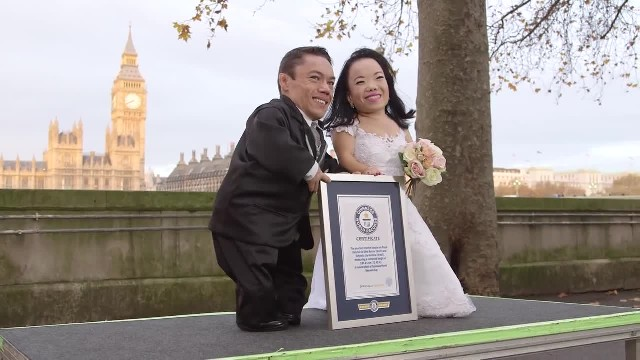 This Is The Smallest Couple In The World, But Their Love Story Transcends Size!