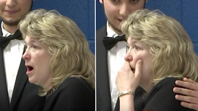 Students Pull Off Epic Surprise For Retiring Music Teacher