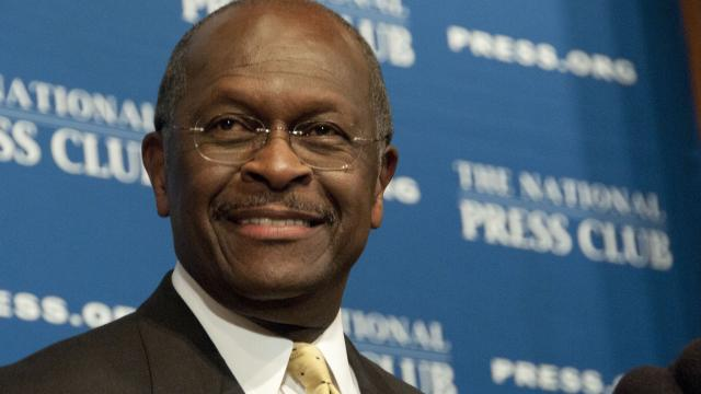 President Trump nominates Herman Cain for Fed Board