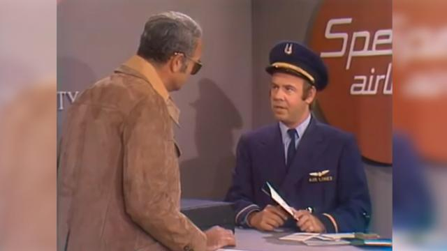 'Carol Burnett Show' airline security sketch is just as funny today as it was in 1976
