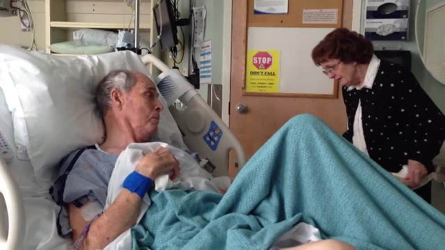 This duet will explain how this couple stayed in love for 66 years