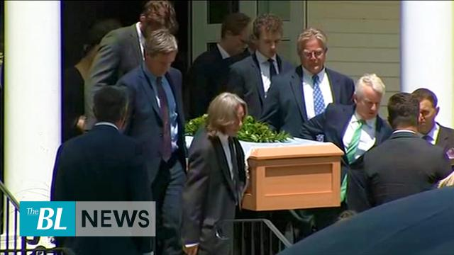 Funeral Held for Saoirse Kennedy Hill